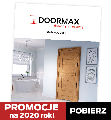 Promocje na drzwi 2020 z firmy Doormax
