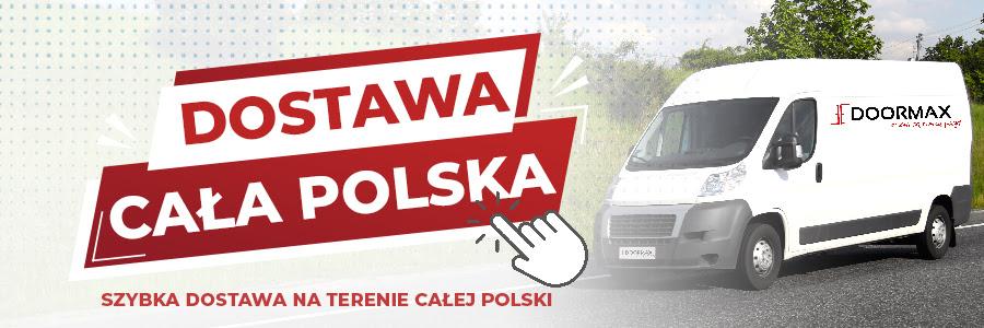 Dostawa drzwi - Polska